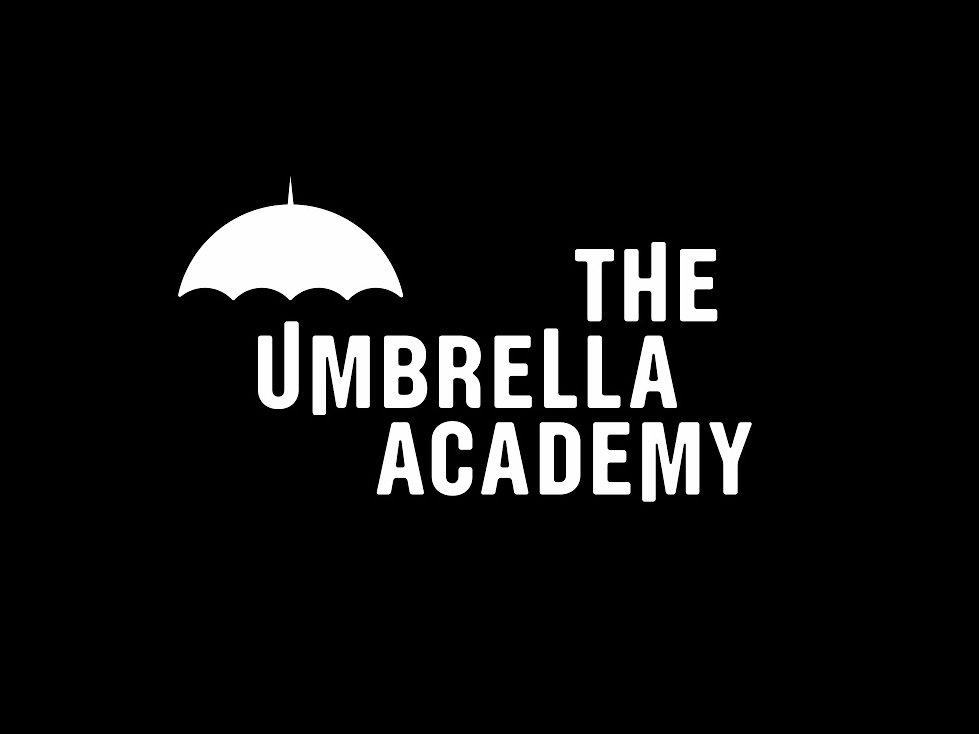 The Umbrella Academy Identity By Matt Stevens On Dribbble Academy Logo Umbrella Tv Show Logos