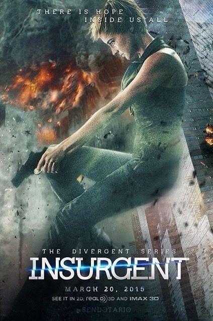 Divergent Insurgent Allegiant Divergent Series Divergent Insurgent Movie