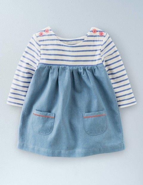a3948de1beb Mini Boden  Hotchpotch  Long Sleeve Dress (Baby Girls  amp  Toddler Girls)