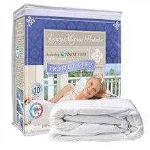 Protect A Bed Luxury Mattress Protectors Protect A Bed Luxury Mattress Protector Luxury Mattresses Mattress Protector Waterproof Mattress