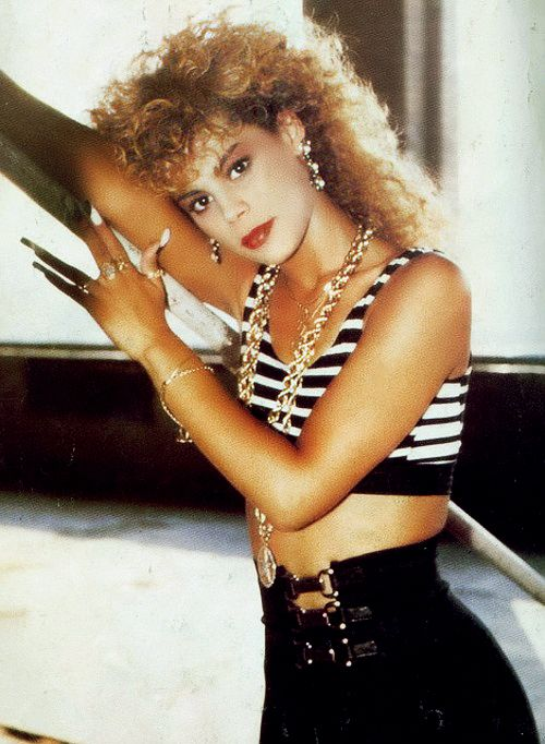 the real roxanne late 80s