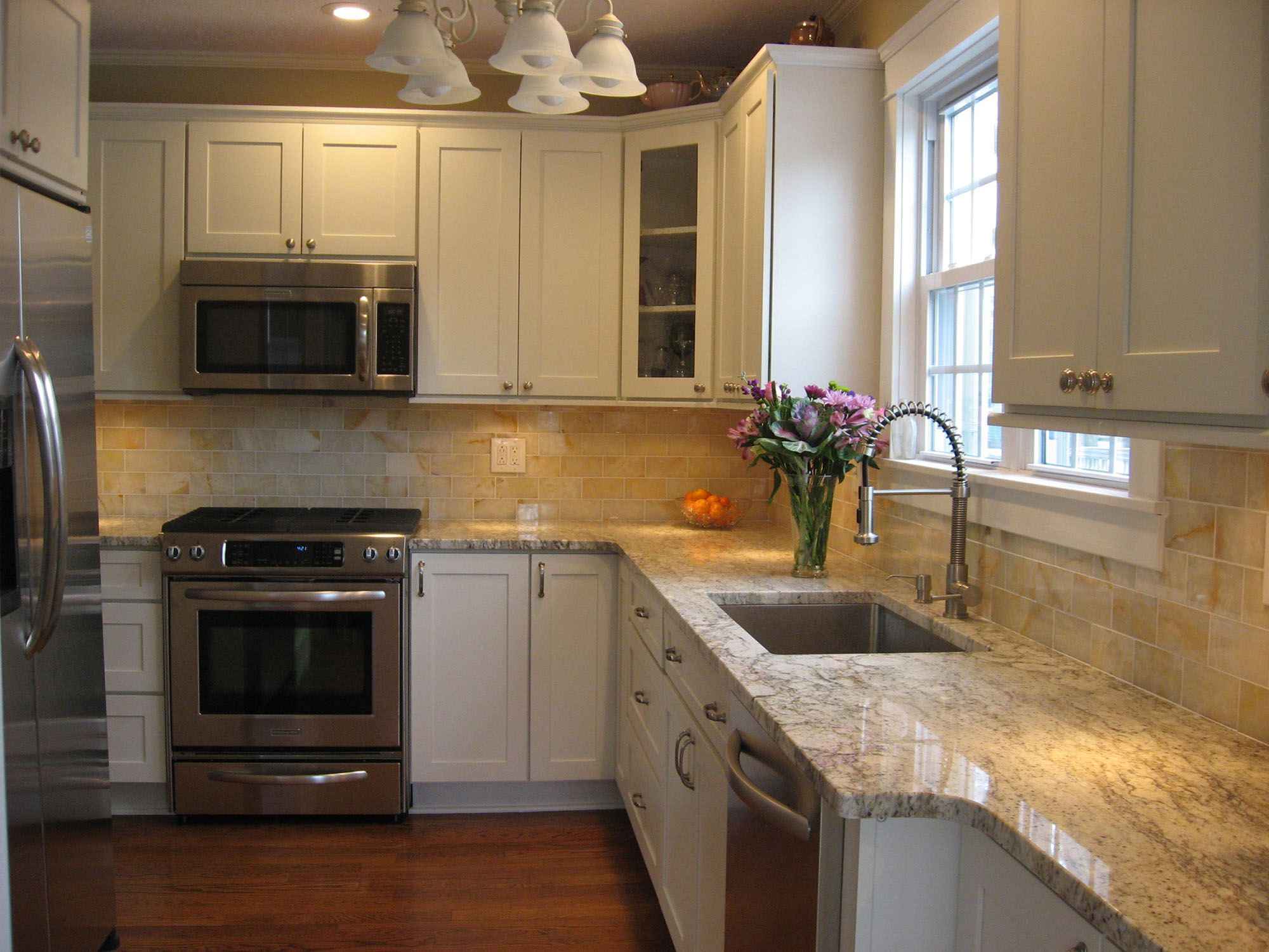 Kitchen Remodel Before After Gallery Kitchen Design White Kitchen Large Island Kitchen Cabinet Design
