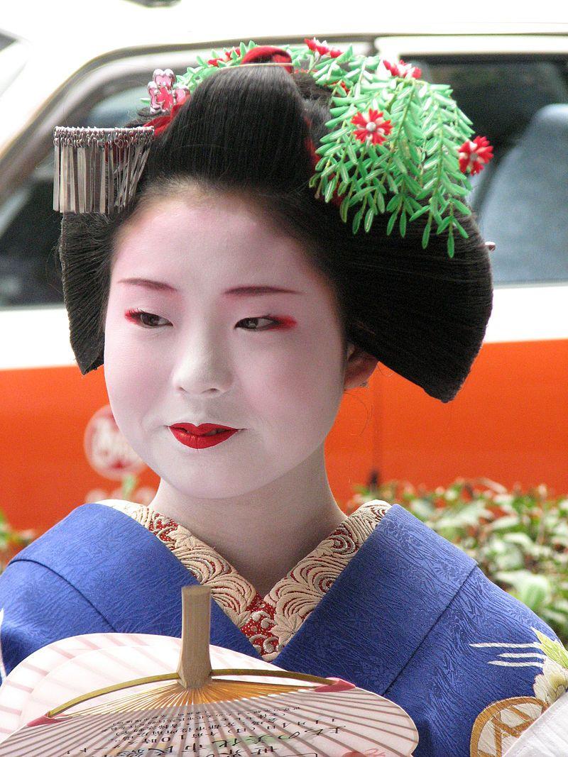 22++ Coiffure japonaise traditionnelle femme inspiration