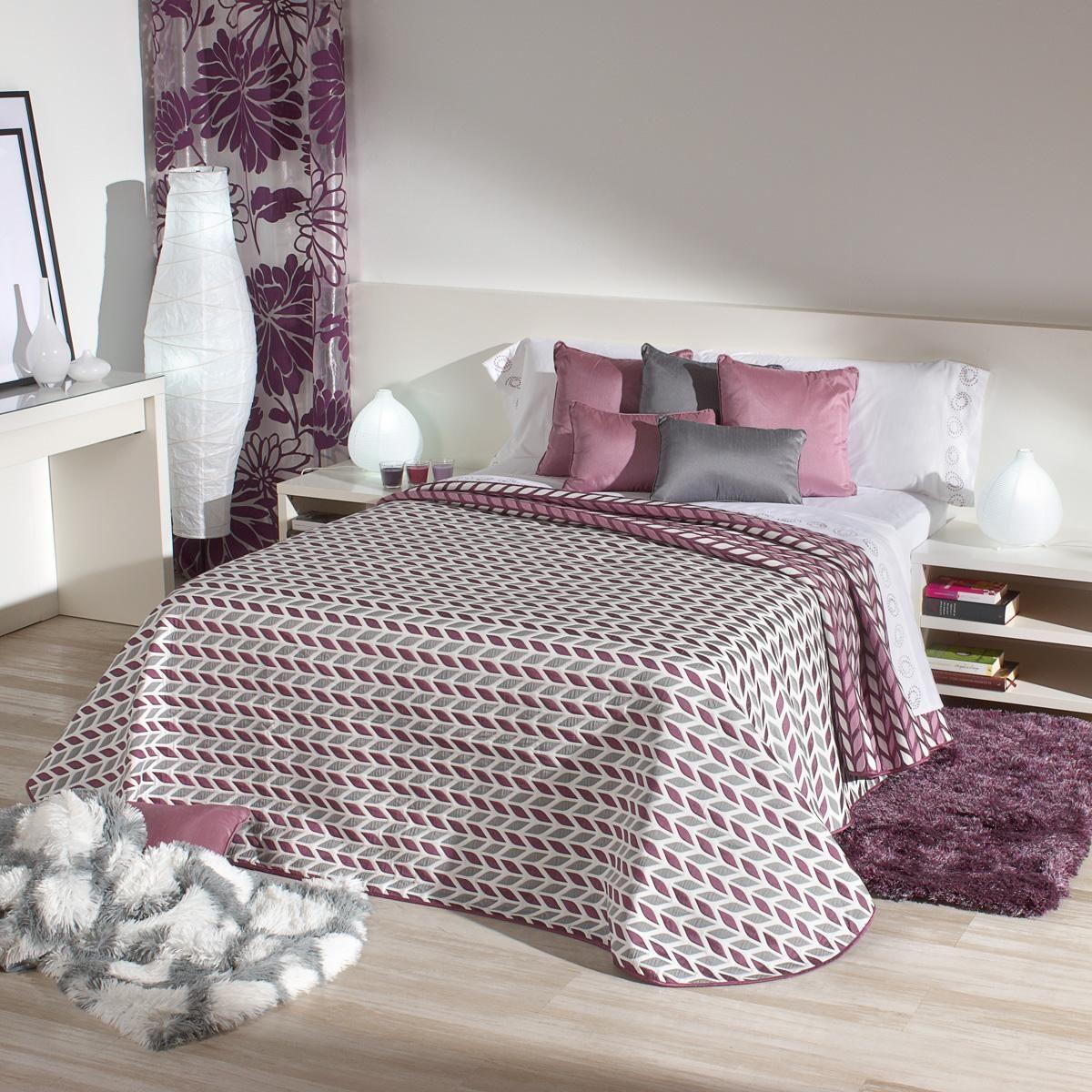 Colcha jacquard dilara colchas - Colchas de cama modernas ...