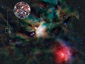 Um time internacional de astrônomos detectou, pela primeira vez, moléculas de açúcar ao redor de uma estrela jovem, informou nesta quarta-feira (29) o Observatório Europeu do Sul (ESO). A descoberta foi feita pelo telescópio Alma, localizado a 5 mil metros de altura no deserto do Atacama, no Chile.