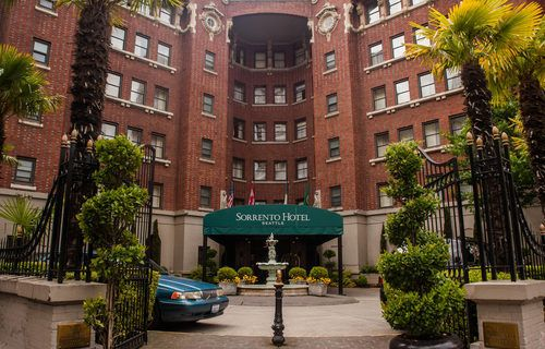 Check In But Never Out Seattle S Most Haunted Hotels Week 2017