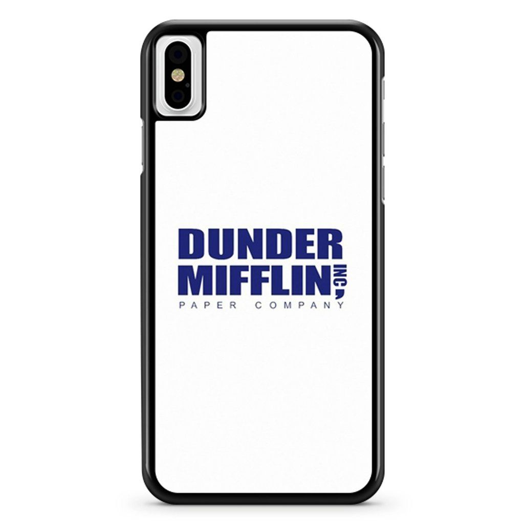 Dunder Mifflin IPhone X / XS / XR / XS Max Case