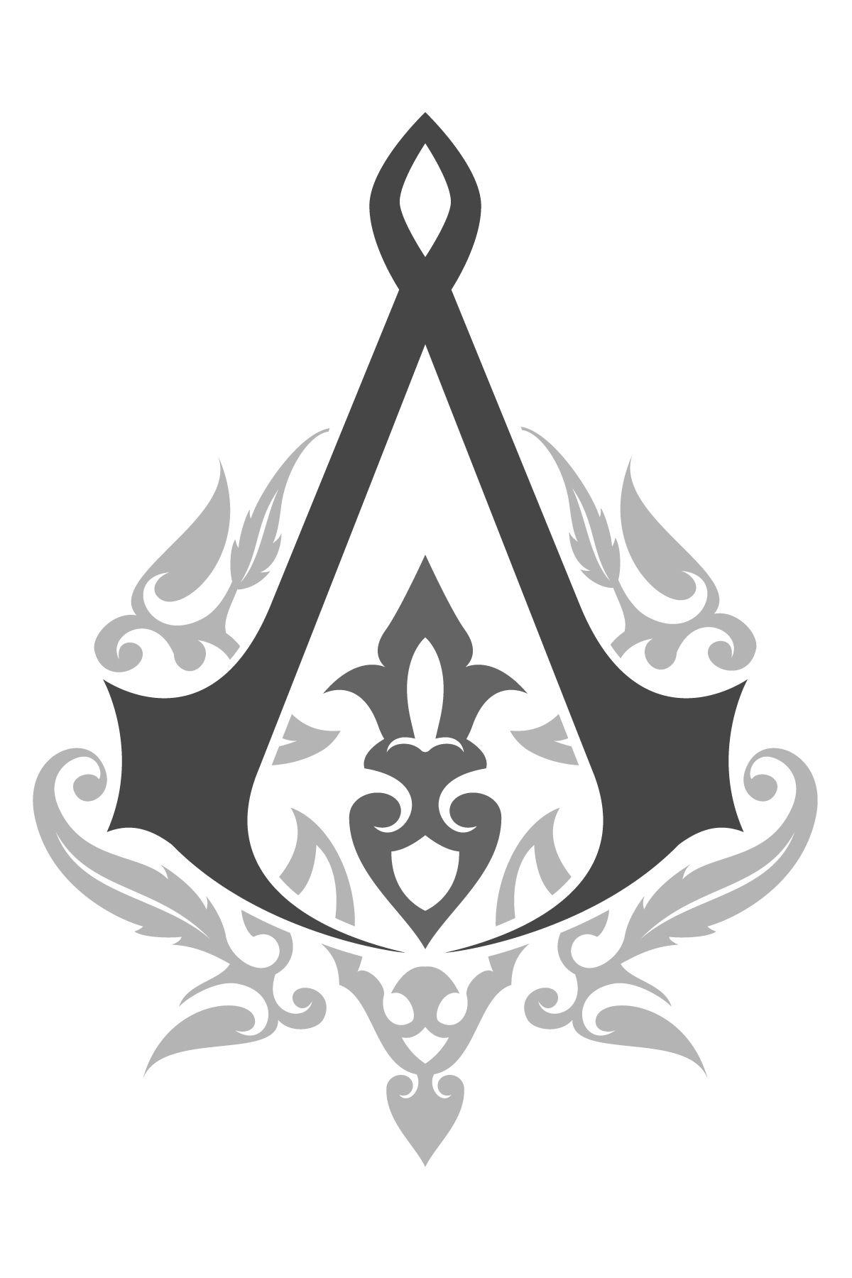 Assassin S Smybol Assassins Creed Art Assassins Creed Artwork