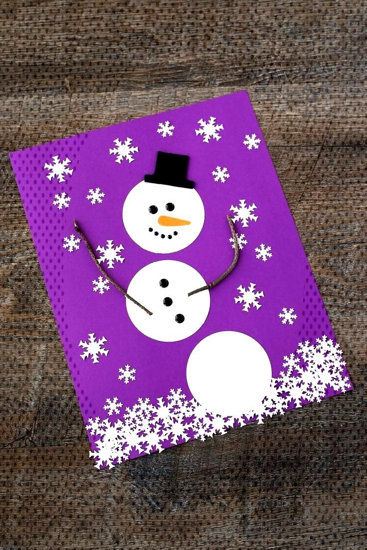 The Happiest Paper Snowman Craft for Kids | Fireflies and Mud Pies - Im crafty and I know it