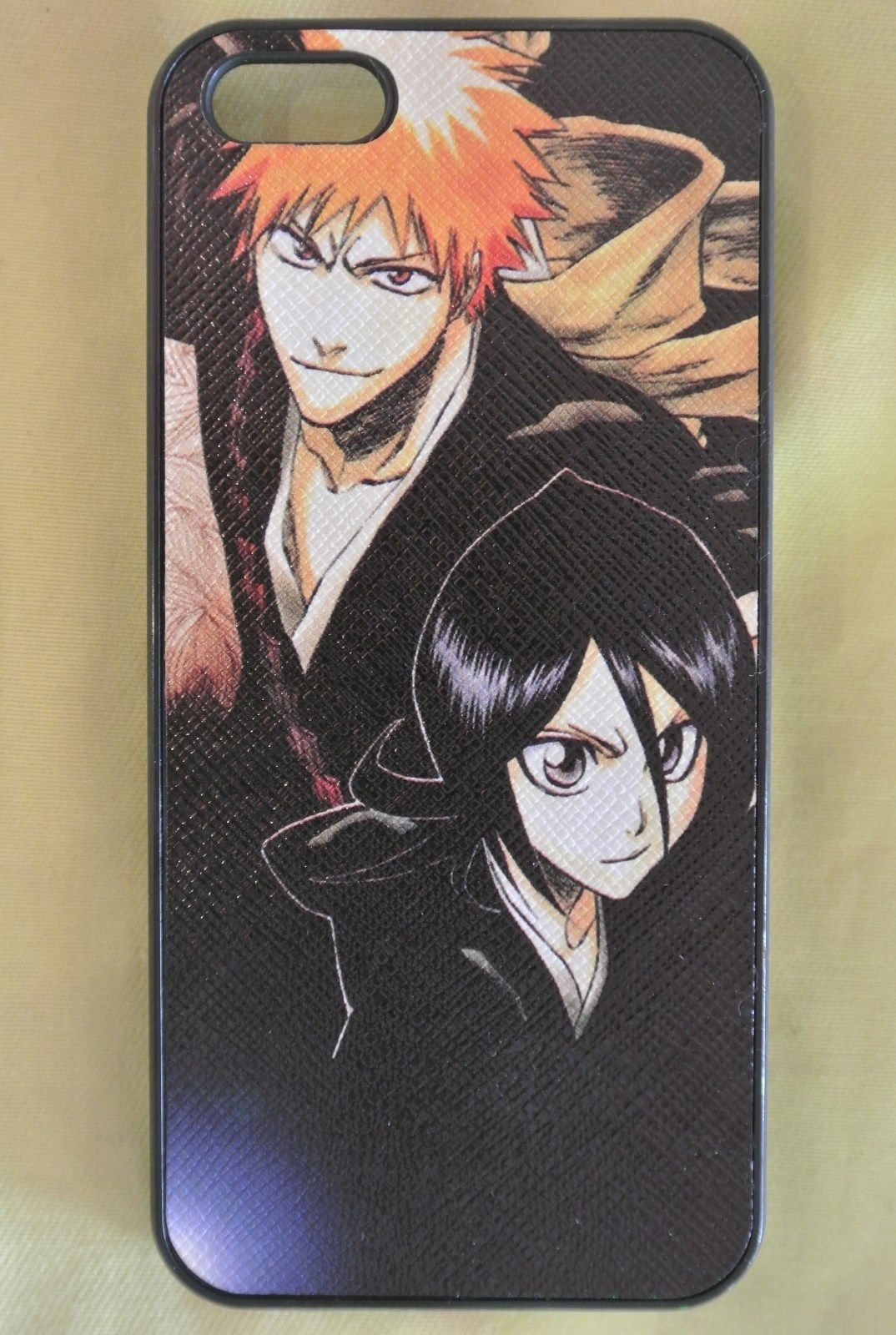 USA Seller Apple iPhone 4 /& 4S  Anime Phone case  Cover Bleach Kurosaki Ichigo