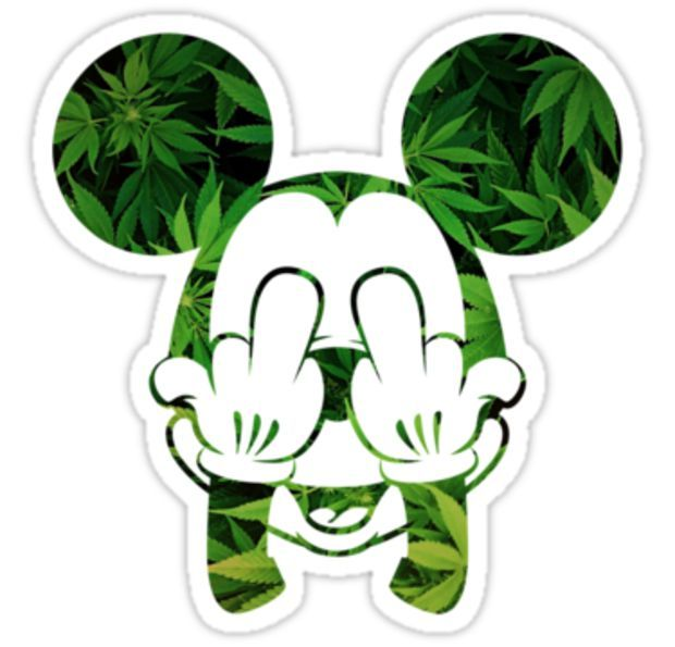 Mickey Kush Head