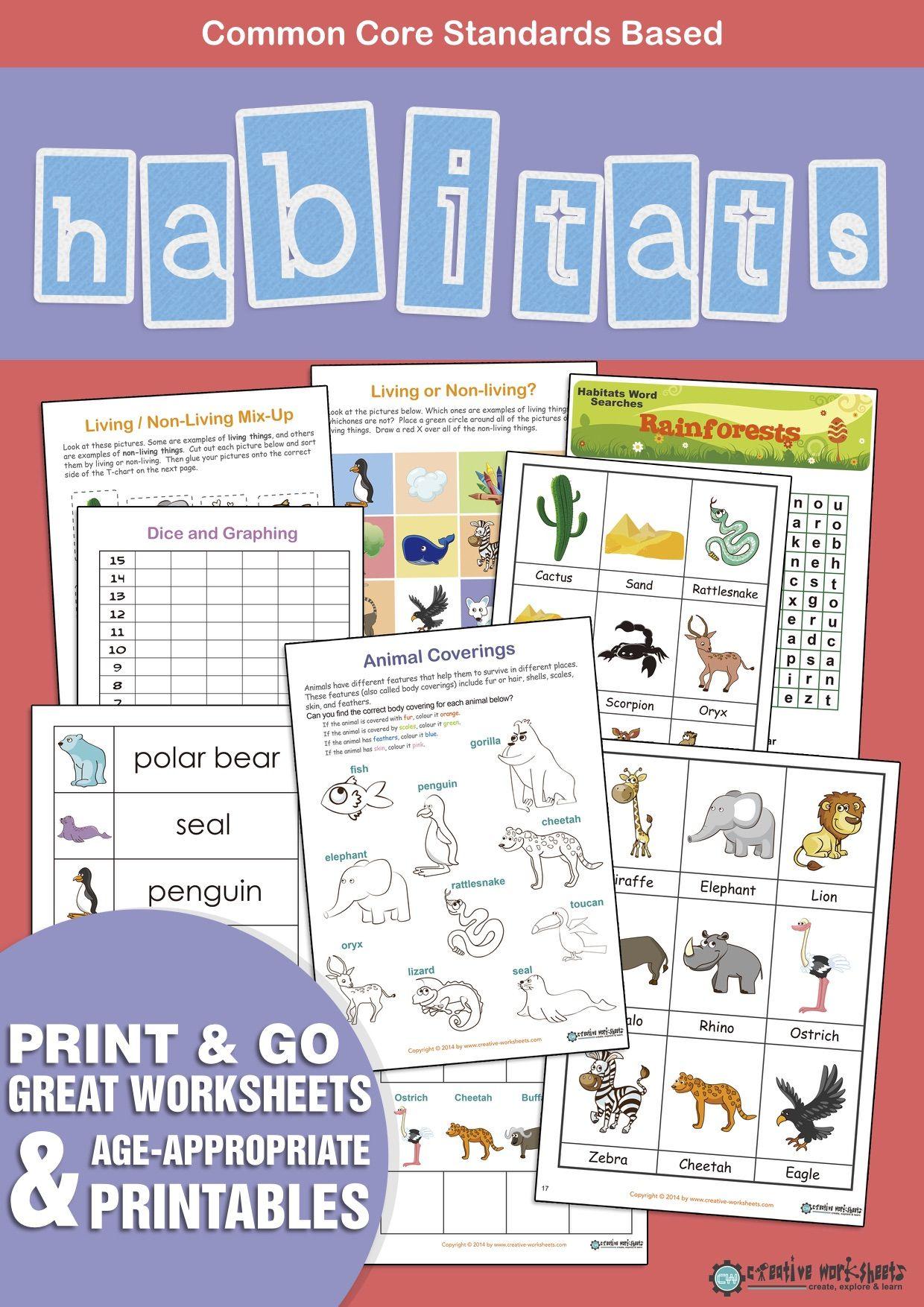 Theme Based Learning Habitats