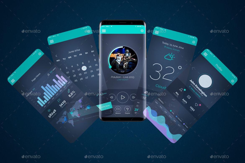 Animated S9 Mockup V 2 Android Mockup Psd Android Mockup Mockup Psd