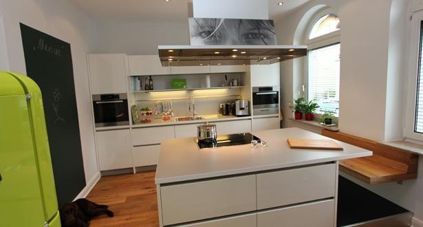 Coole Küche Mit Sitzplatz
