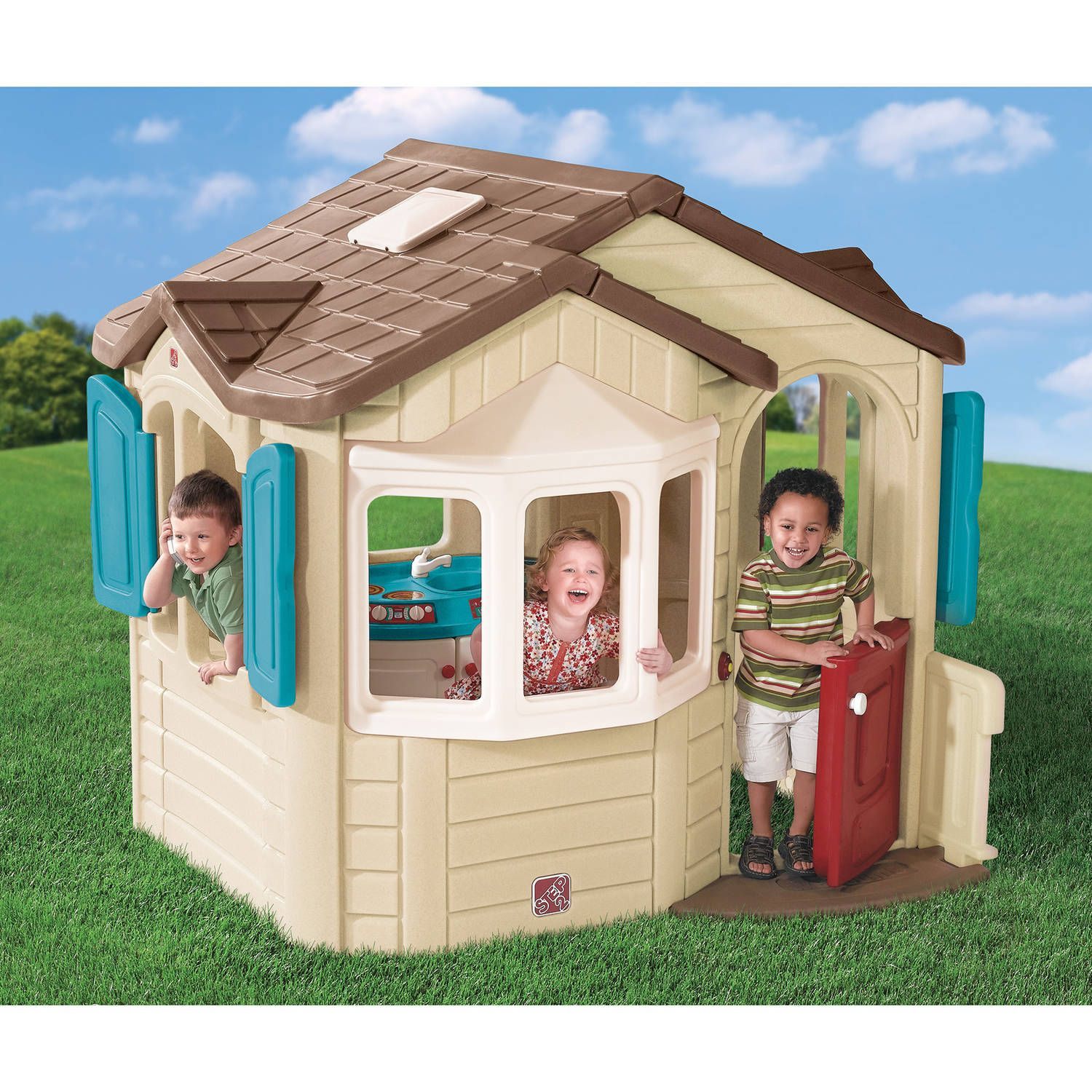 playhouse for kids wooden playhouse kids outdoor playhouse how