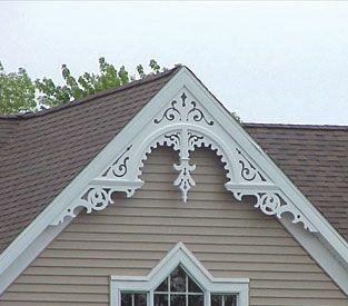 Exterior Gable Trim wholesalemillwork maintenance free gable decorations - quality
