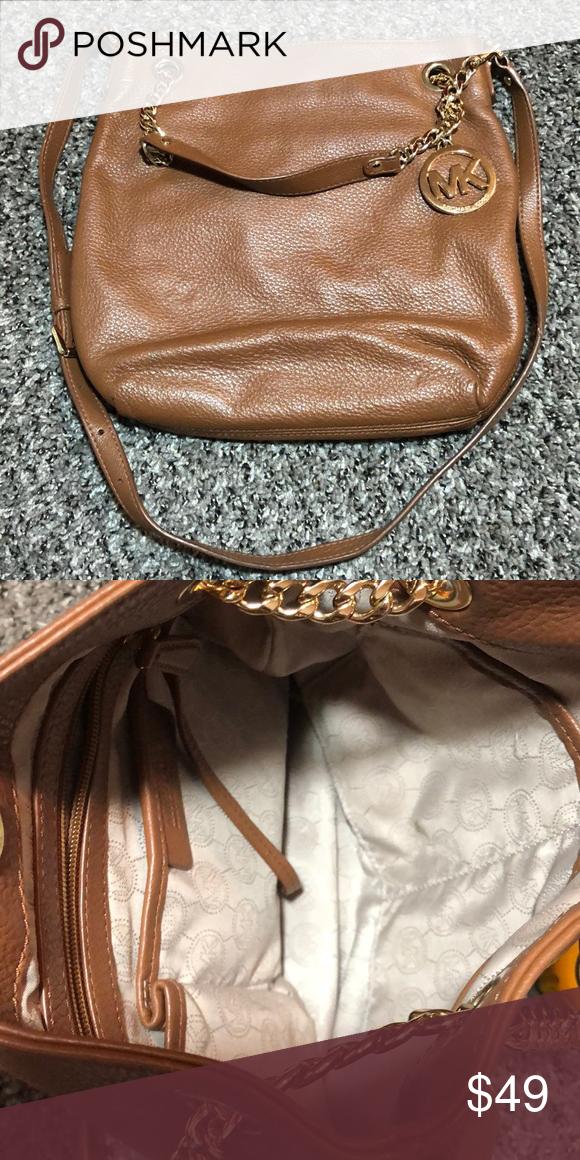 080db03c78d Michael kohrs bag Michael kohrs bag. Used. Soft leather. Okay ...