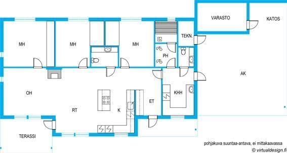 Myydään Omakotitalo 4 huonetta - Seinäjoki Kärki Pyyntaival 1 - Etuovi.com 9495398
