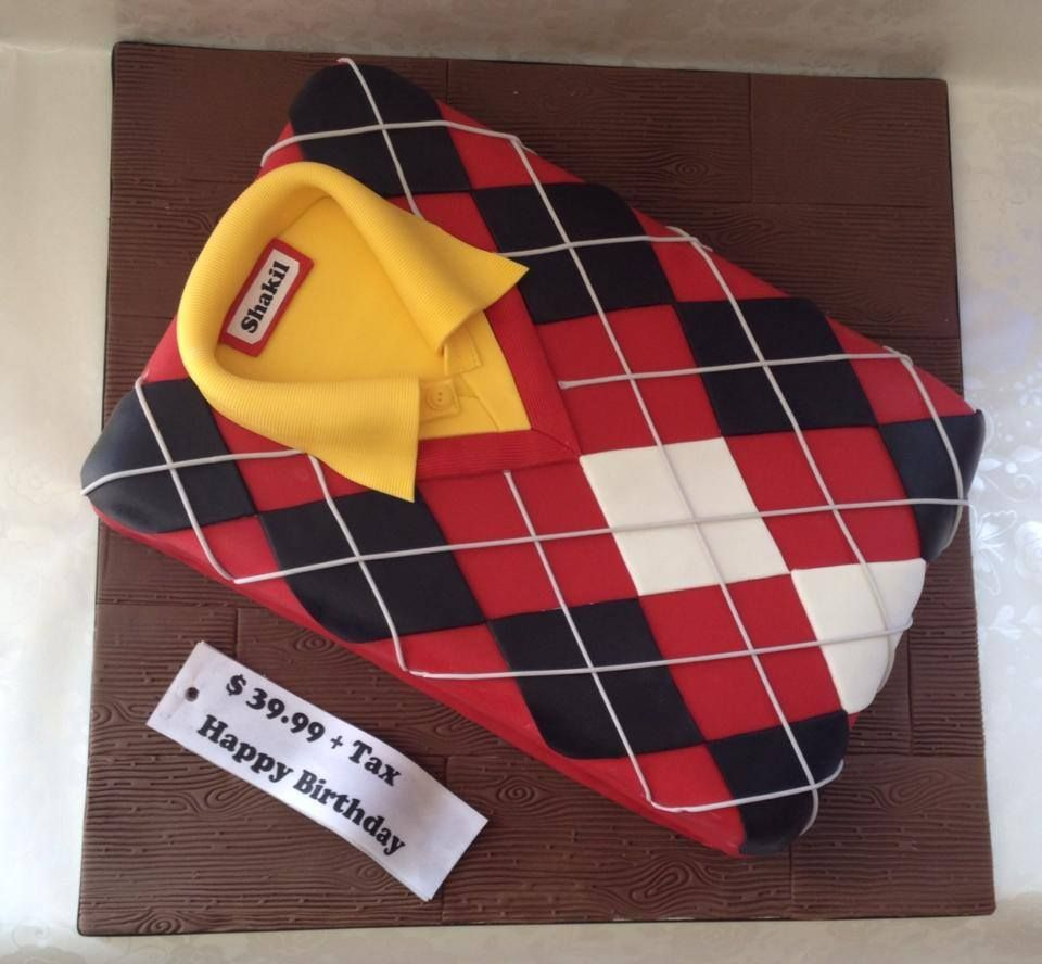sweater polo shirt big boys cake ideas httpswwwfacebookcom