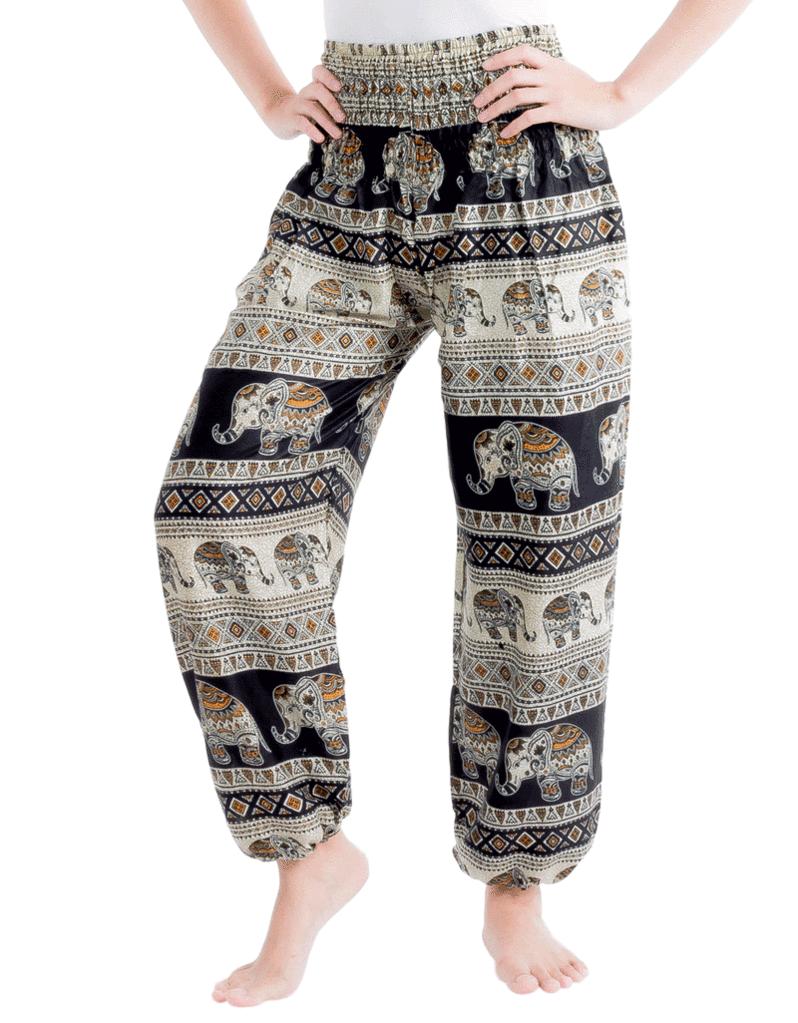 Baladi Thailand pants for men and women, Mandala harem yoga pants on ...