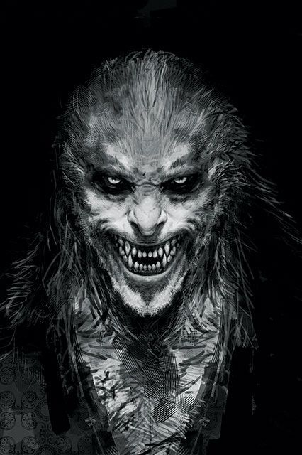 10 Original Harry Potter Sketches That Show How Scary The Movies Could Ve Been Harry Potter Creatures Creature Concept Art Harry Potter Sketch