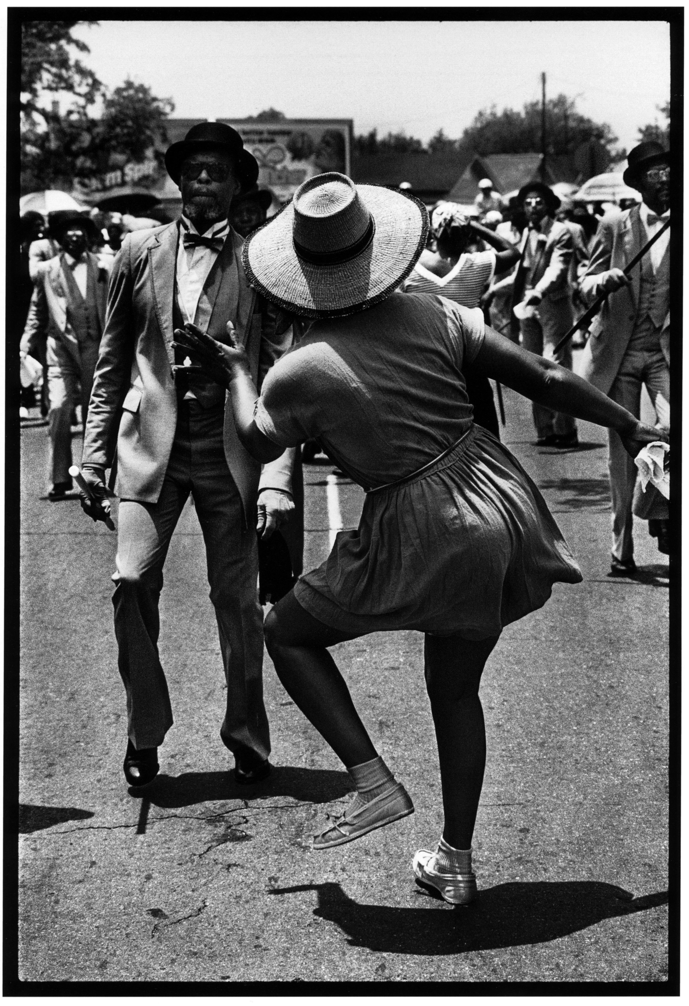 'Bons Temps Roulés'   Black New Orleans in the '70s and '80s   Ph: Bernard…