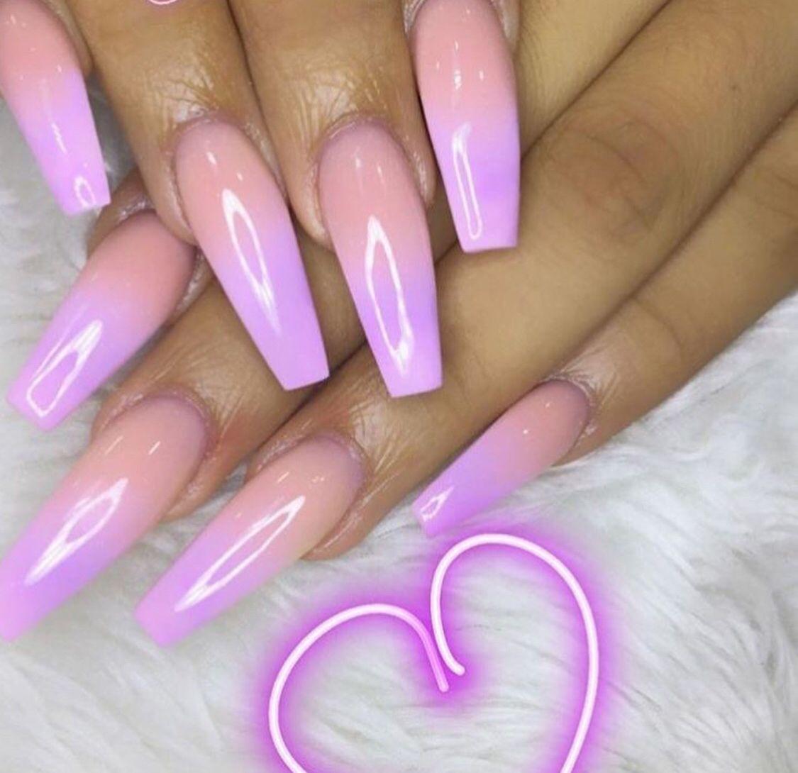 Pin By Mitzi Espina On Nails Purple Nails Gorgeous Nails Nail Designs