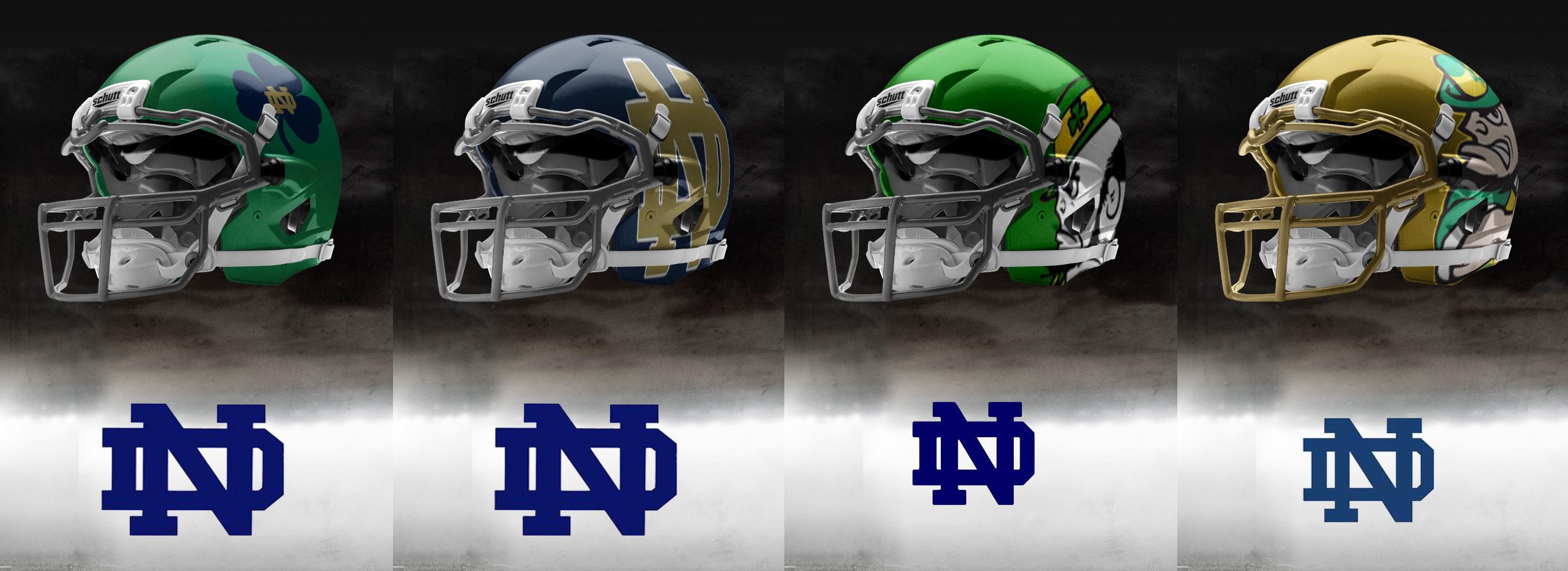 Helmets Png 2 705 986 Pixels Irish Fans Fighting Irish Notre Dame Fighting Irish