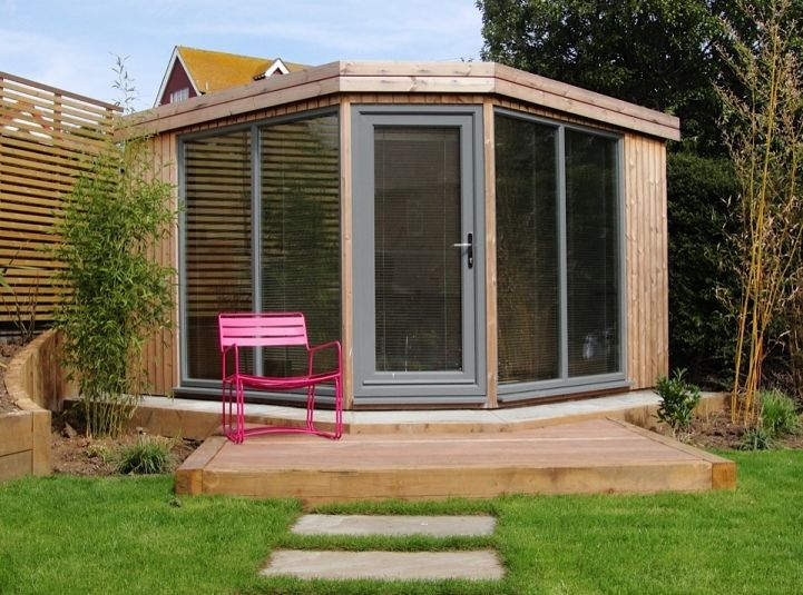 Canto   Henley Offices   Eco Friendly Garden Rooms U2013 Studio Space In The  Garden