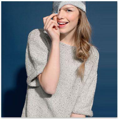 modele tricot fait main gratuit