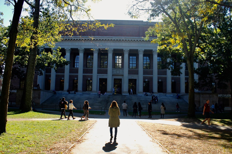 From homeschool to Harvard. Harvard Crimson article