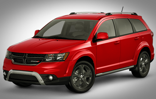 2019 Dodge Journey Crossroad Plus Rumors