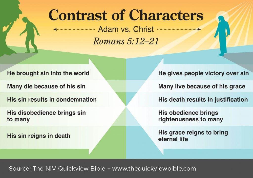 The Life of Adam - Bible Study