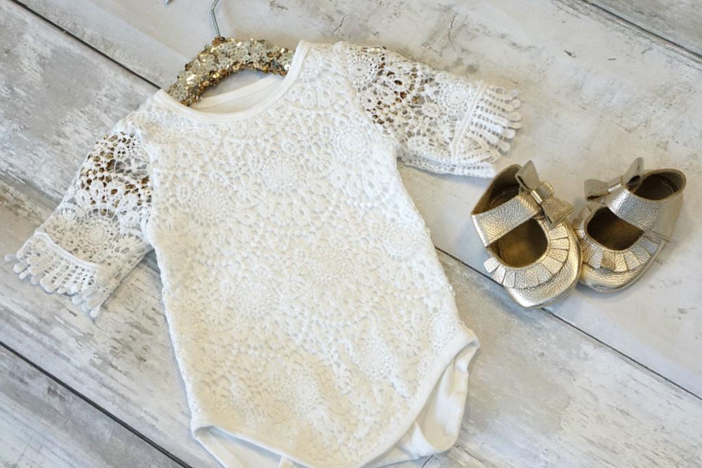 Crochet Bodysuit:  $9.90 for one week only!