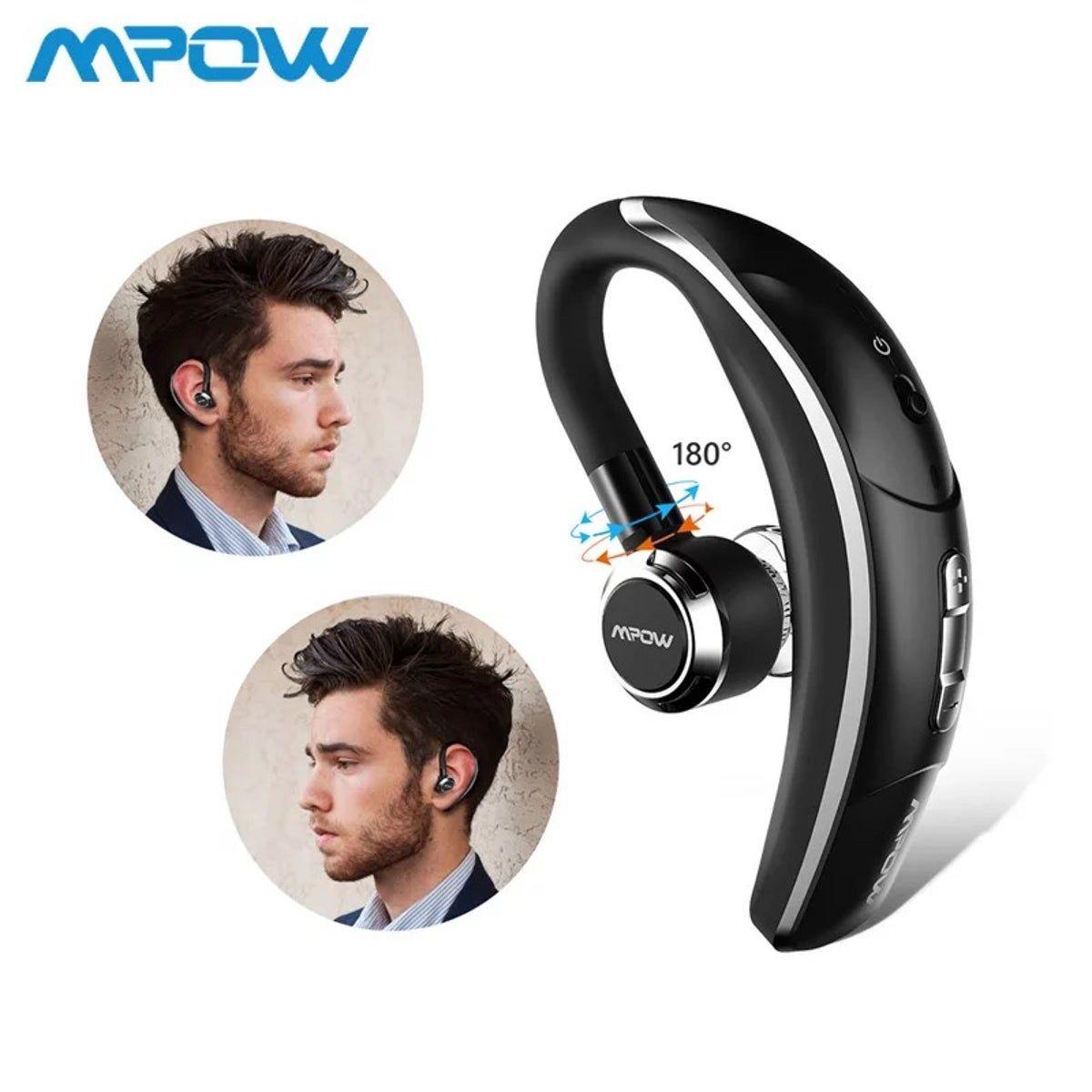 Pin By Wacky Gadgetz Llc On Headphones In 2020 Bluetooth Earpiece Mpow Earbud Headphones