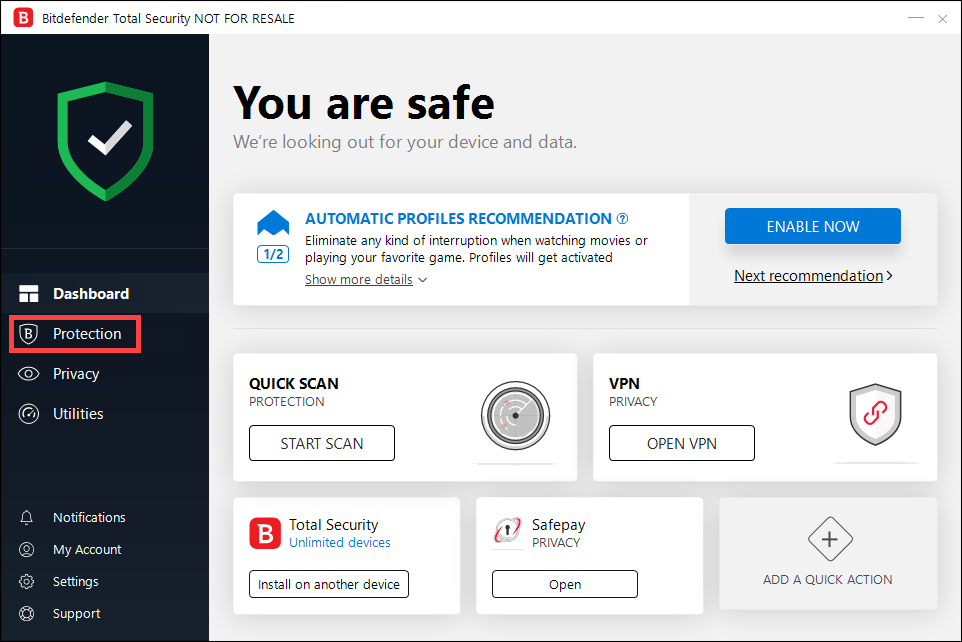 How to Allow Full Disk Access to Bitdefender Endpoint