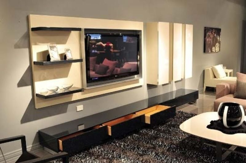 Charmant Tv Cabinets For Flat Screens On Wall | Tv Cabinet Designs, By Choosing A  Wall
