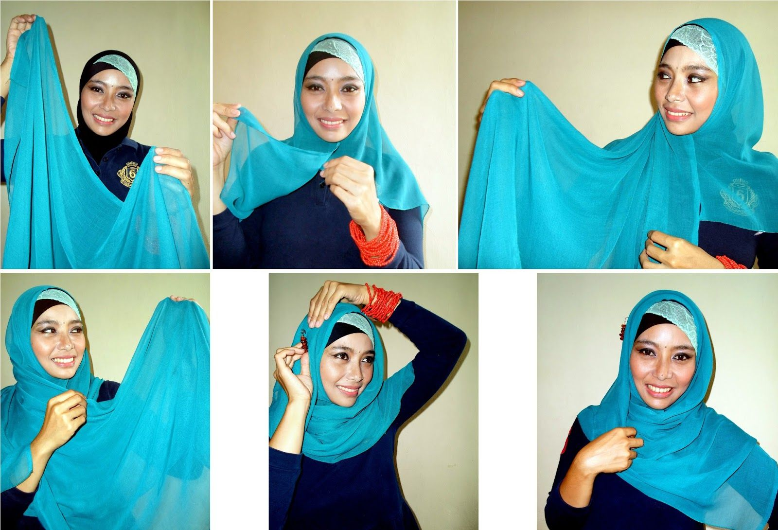 Paris Dian Pelangi Modern Hijab Styles For Girlsjpg 16001090