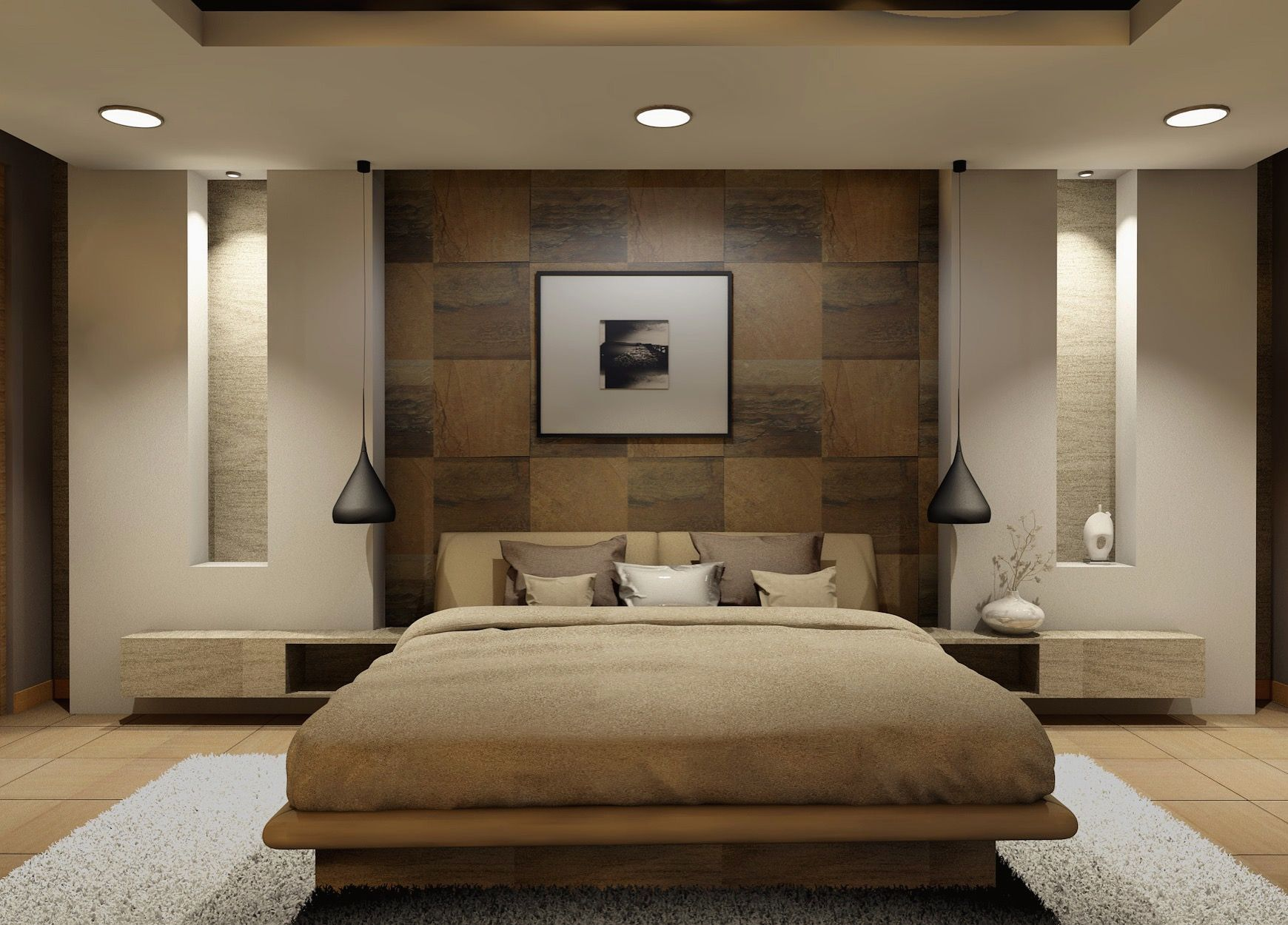 master bedroom by egmdesigns | Rustic master bedroom ...