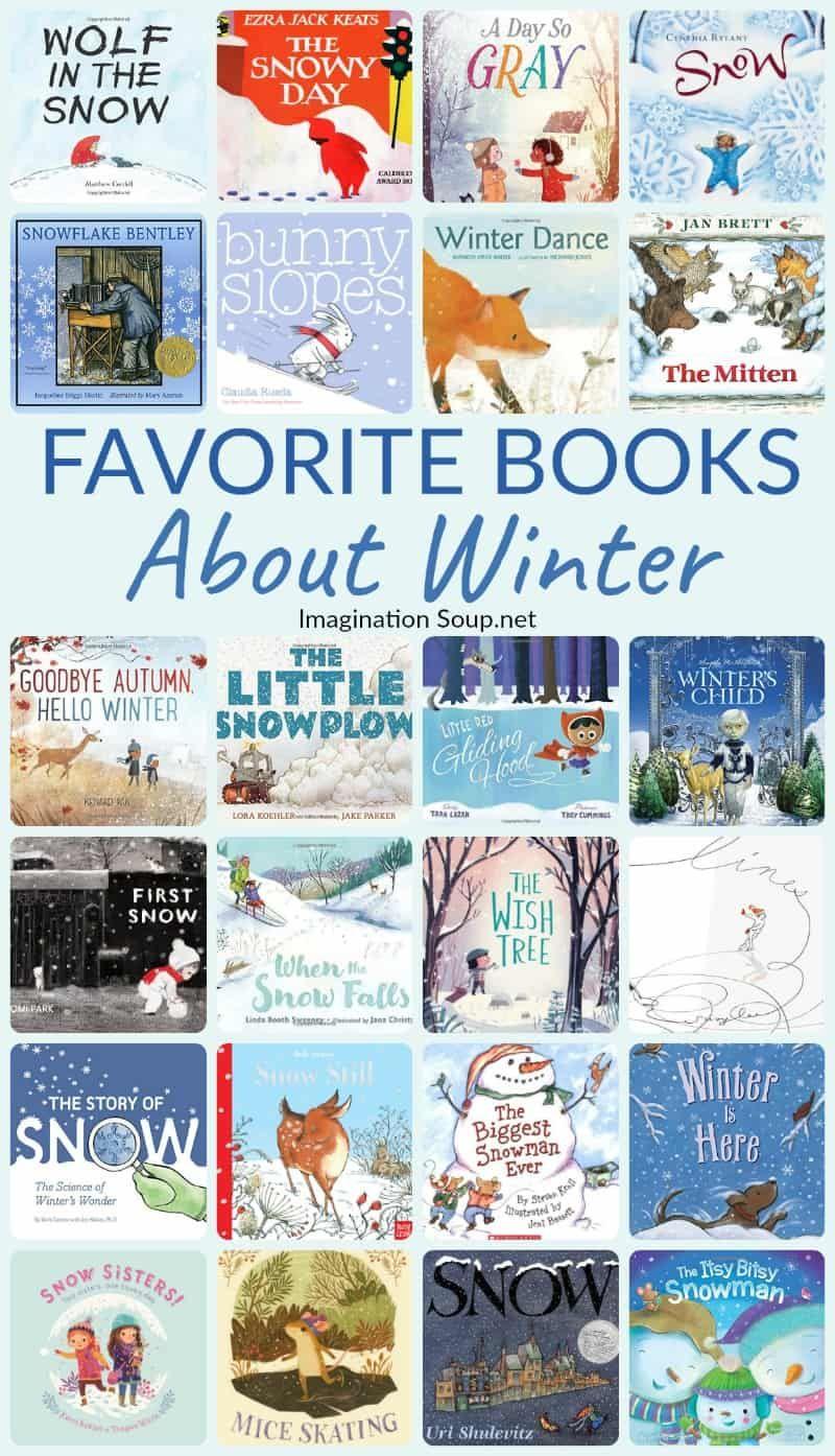 Favorite Children's Books About Winter | Imagination Soup