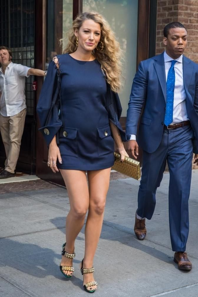 on sale ce6f3 8faed Blake Lively New York City June 22, 2016 | celebrities ...