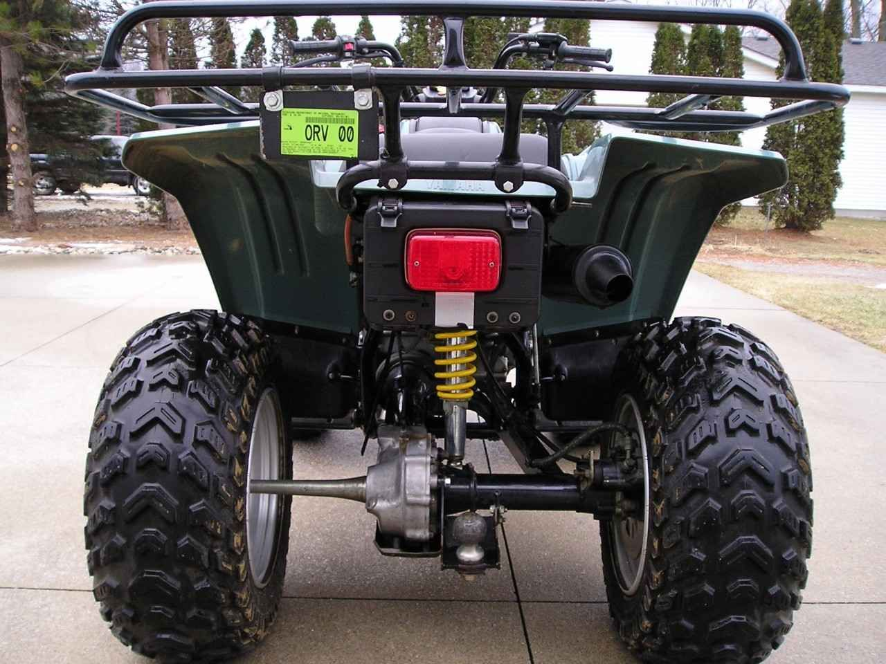 Used 1995 yamaha wolverine 350 atvs for sale in michigan yamaha used 1995 yamaha wolverine 350 atvs for sale in michigan fandeluxe Images