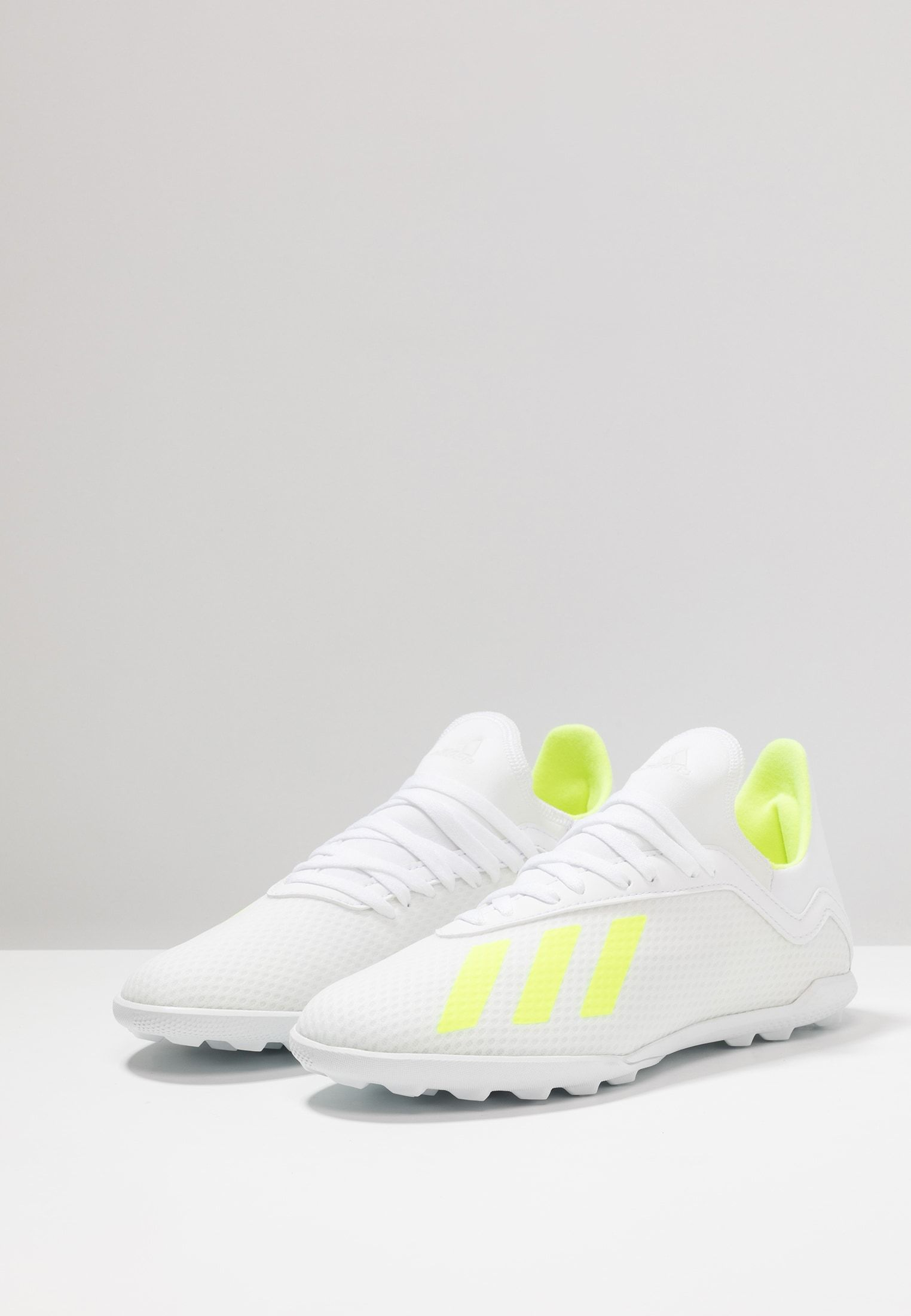 4636d3973a4 adidas Performance X 18.3 TF - Botas de fútbol multitacos - footwear  white/solar yellow