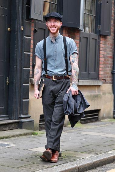 bildergebnis für mens outfit vintage bike  streetstyles