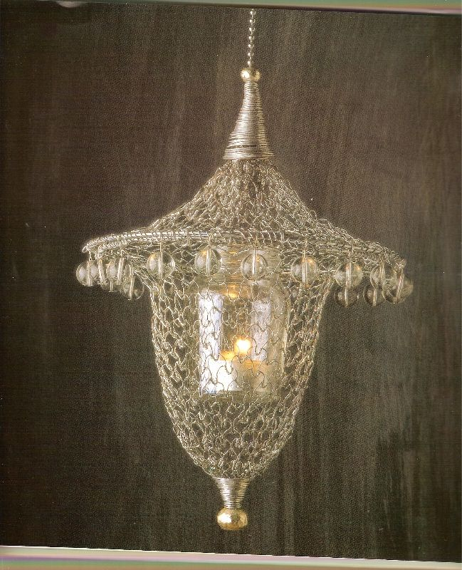 Old fashioned wire items  made with chicken wire   book ~( Craft