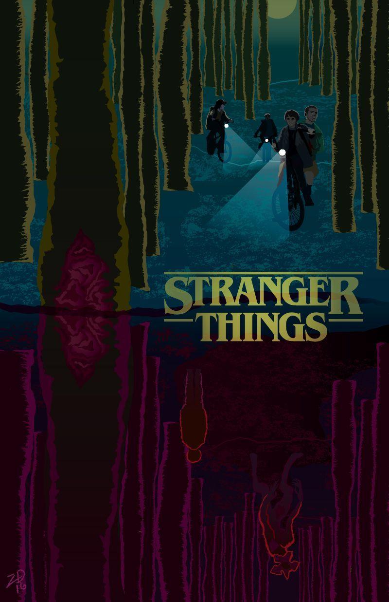 Stranger Things Fan Art Strangerthingssteve Wallpapers Series Fotos Tumblr De Paisagens Stranger Things Personagens