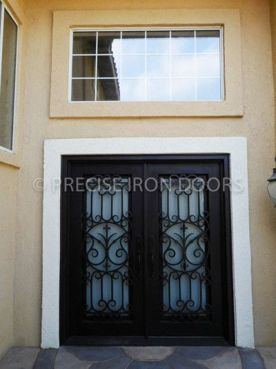 iron door sample 24 image | Front Yard Design Idea\'s | Pinterest ...