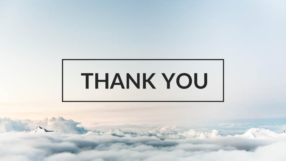 Image Result For Thank You Ppt Background River