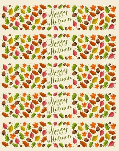 Thanksgiving Autumn Leaf Free Printables Thanksgiving Pinterest