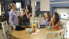 Desperate Housewives - Love the colors in Lynette's house